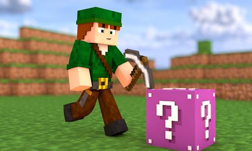 Lucky Block Mod for MCPE screenshots 1