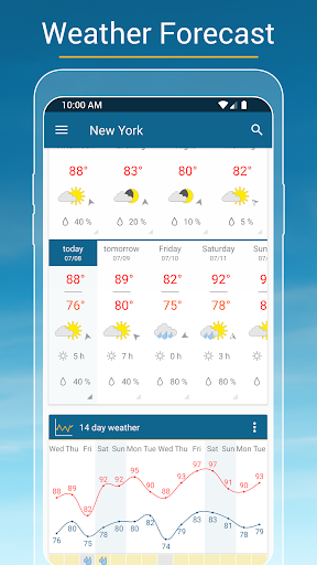 Weather & Radar USA - Severe weather alerts 2020.21.2 screenshots 3