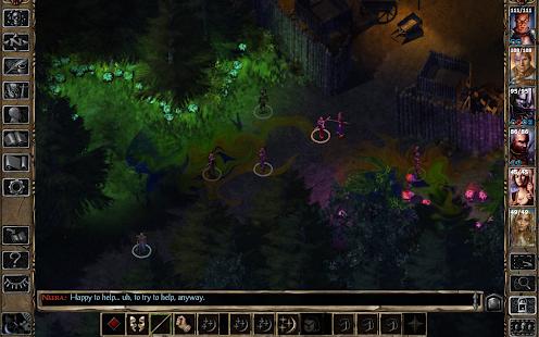 Baldur's Gate II - Screenshot 22