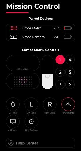 Lumos Helmet 2.28(3) screenshots 1