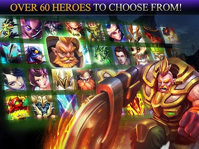 Download Heroes of Order & Chaos strategy game-role-oriented order and chaos Android! 5