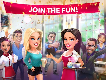 Download My Cafe Recipes & Stories Mod Apk [Unlimited Money/Coins] 8