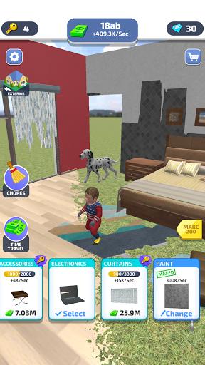 Idle Home  screenshots 4