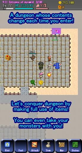 Eternal Rogue: Dungeon RPG https screenshots 1