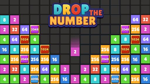 Drop The Numberu2122 : Merge Game  screenshots 3