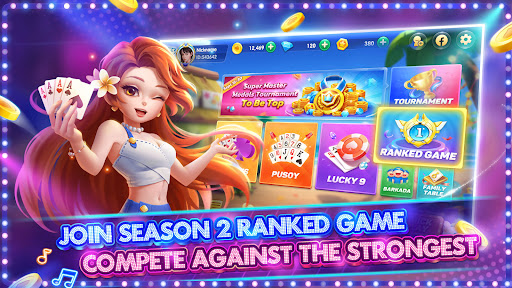 Tongits Go - Exciting and Competitive Card Game 4.0.4 screenshots 1