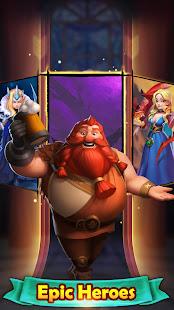 Duel Heroes: Magic TCG card battle strategy game