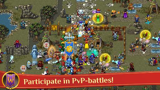 Warspear Online - Classic Pixel MMORPG (MMO, RPG) 9.1.1 Screenshots 4