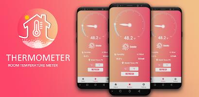 Thermometer Room Temperature Meter