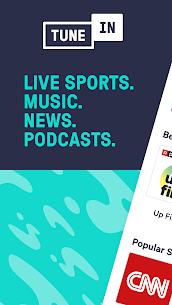 TuneIn Radio: News, Sports, Music & Radio Stations 1