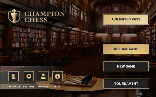Champion Chess  screenshots 14