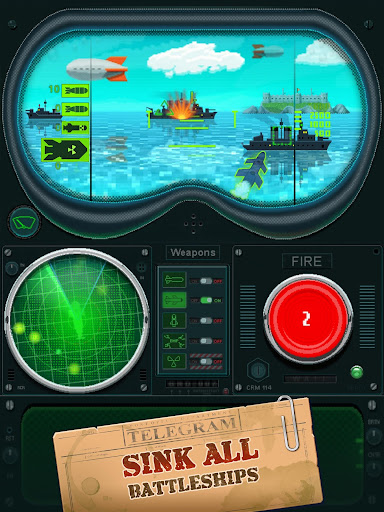 You Sunk - Submarine Torpedo Attack screenshots 7