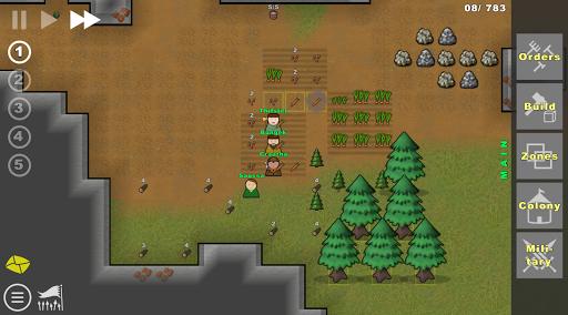 Going Deeper! - Colony Building Sim  screenshots 7