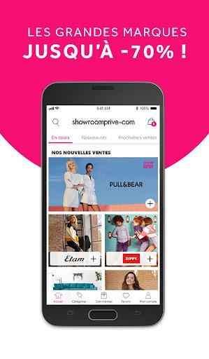 Showroomprivu00e9 : ventes privu00e9es de grandes marques  Screenshots 2