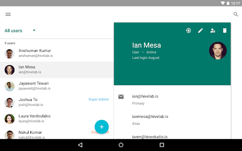 Google Admin 8