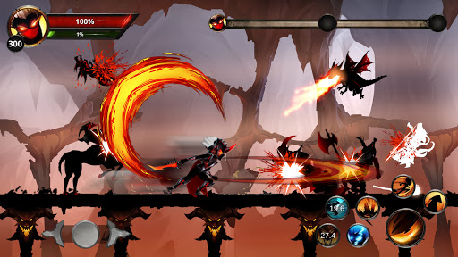 Stickman Legends: Shadow War Offline Fighting Game  screenshots 23