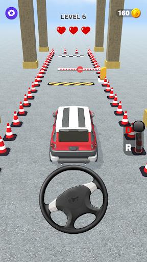 Driving Car 3D  screenshots 7