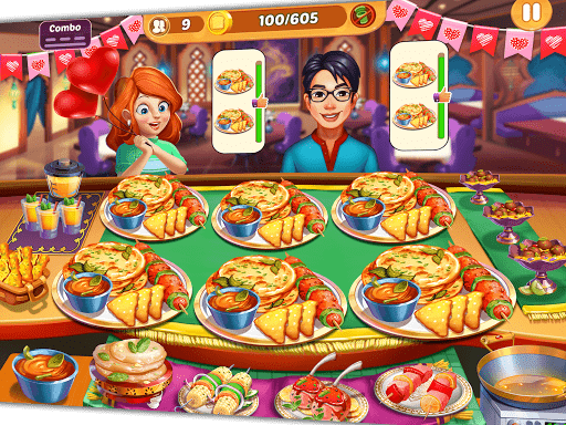 Cooking Crush: New Free Cooking Games Madness android2mod screenshots 12