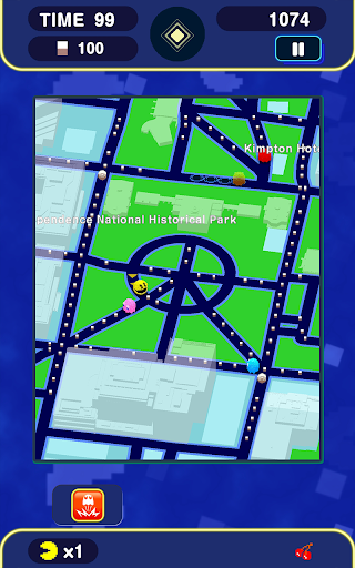 PAC-MAN GEO 2.0.1 screenshots 22