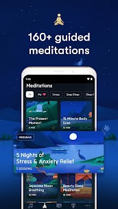 Relax Melodies: Sleep Sounds, Meditation & Stories 4