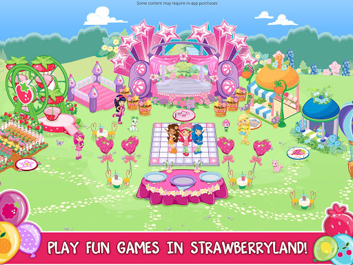 Strawberry Shortcake Berryfest Party 1.8 screenshots 8