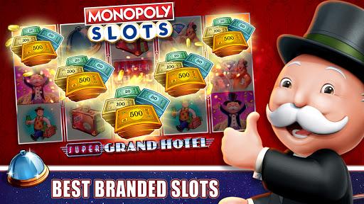 MONOPOLY Slots - Slot Machines  screenshots 6