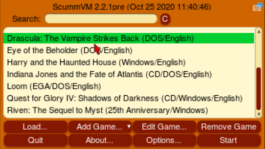 ScummVM 2.2.1d APK + MOD Download 1