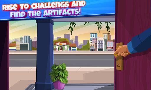 100 doors of Artifact - Room Escape Challenge 2021 1.4 screenshots 1