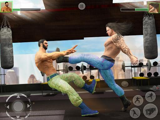 Bodybuilder Fighting Games: Gym Trainers Fight  screenshots 9