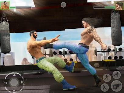 Bodybuilder Fighting Games: Gym Trainers Fight Mod Apk 1.3.4 (Unlimited Money) 5