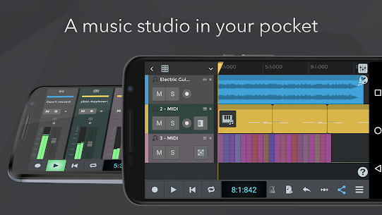 n-Track Studio Mod Apk DAW Beat Maker  9.3.6 (Full Unlocked) 1
