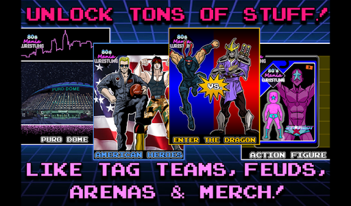 80s Mania Wrestling Returns 1.0.77 screenshots 14