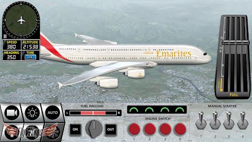 Flight Simulator 2016 FlyWings Free apkdebit screenshots 20
