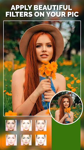 Change Hair And Eye Color apktram screenshots 4