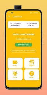 تحميل Lite Miner – Cloudy Minings Technology مجانا للاندرويد Apk 3