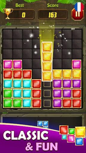 Code Triche Block Puzzle Game: Puzzle En Bois, Woodoku (Astuce) APK MOD screenshots 6