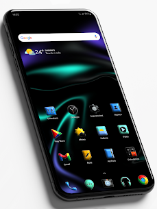 Download FluOxigen 3D – Icon Pack (Patched) 1
