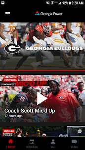 Georgia Bulldogs Gameday LIVE For Pc (Windows And Mac) Free Download 1