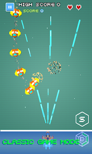 Space Shooter – Pixel Force Hack Cheats (iOS & Android) 4