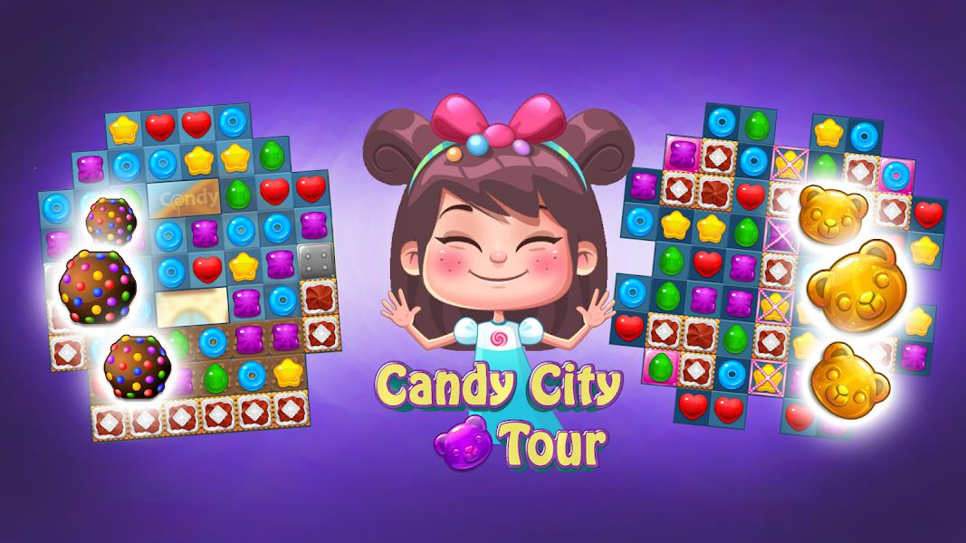 Candy City Tour