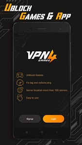 VPN Fast VPN4Games - Free VPN Unlimited 6.3