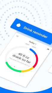 Drink Water Reminder & Water Tracker - Hydro Coach