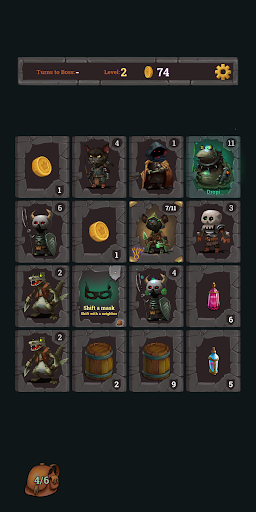 Look, Your Loot! - A card crawler  screenshots 4