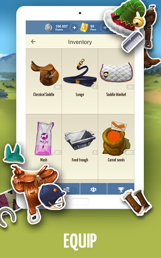 Howrse - free horse breeding farm game 4.1.6 screenshots 12