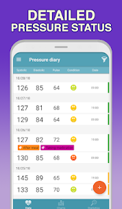 Blood Pressure Tracker & CheckerPremium v3.2.3 MOD APK 2