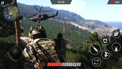 Code Triche Modern Strike Ops:Real Commando Secret Mission-FPS APK MOD (Astuce) screenshots 2