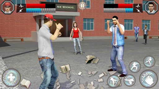 High School Bully Gangster: Karate Fighting Games 1.1.3 screenshots 2