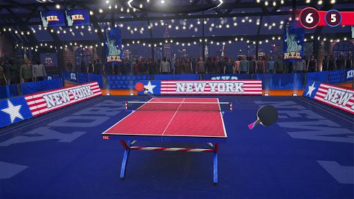 Ping Pong Fury android2mod screenshots 5