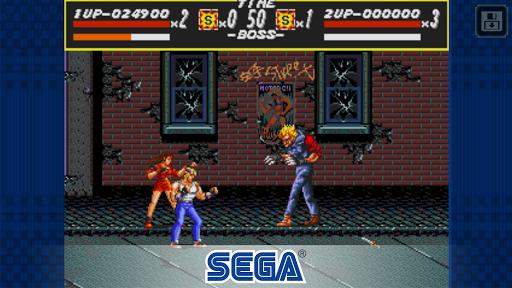 Streets of Rage Classic 6.2.0 screenshots 3