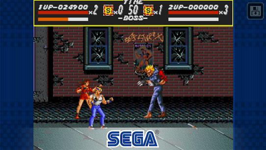 Streets of Rage Classic 6.2.0 Apk + Mod 3